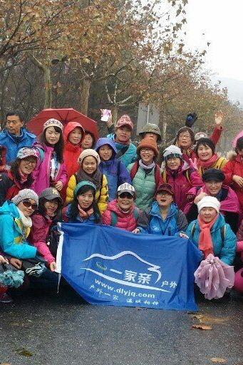 2月4日 周四 金石滩30公里徒步