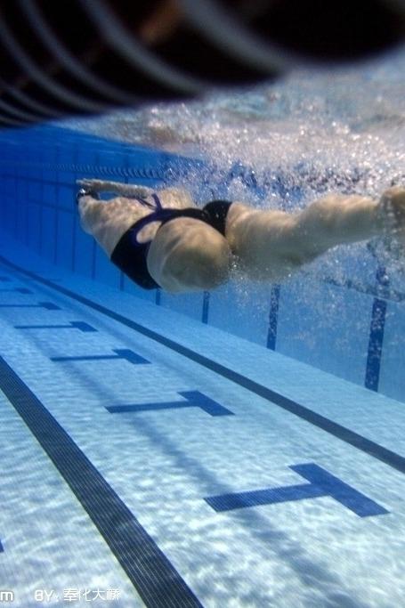 技能交换之教游泳