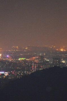12.30 19:00   夜爬白云山(逃票新线)