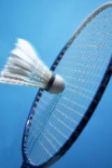 快乐羽毛球,一起来吧。