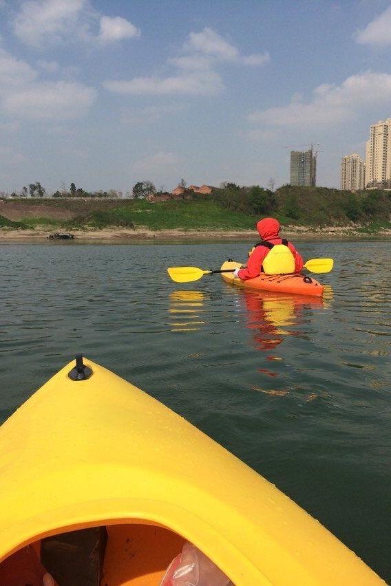 独木舟皮划艇休闲运动体验—每周市内市外各种活动!