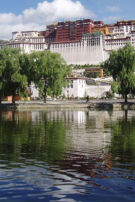 拉萨布达拉宫一天游
