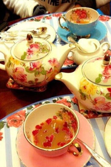 英式下午茶—-【思科英语 life club】