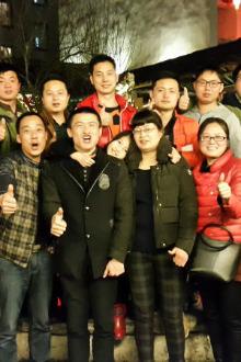 2015年3月户外踏青交友聚会