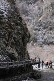 察汗河国家公园一日游