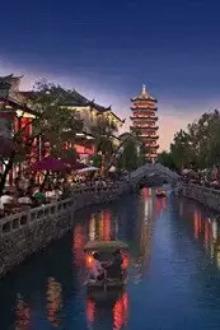 6月27,28两天黄金海岸,栾县古城,燕塞湖两天活动