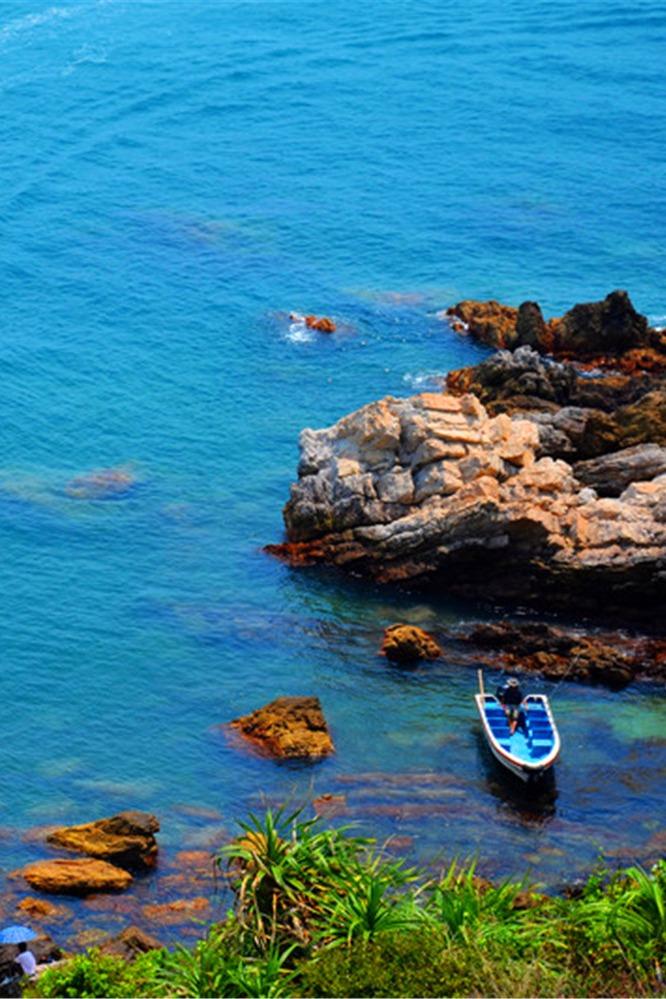 周末时光,一起穿越最美海岸线—东西冲