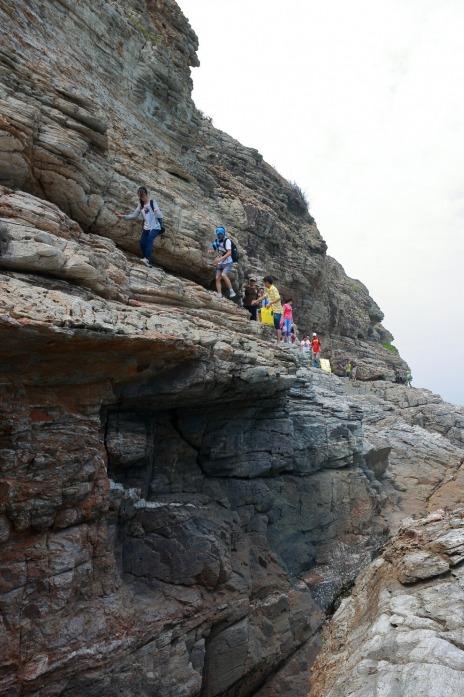 4月17日周日赏绝美双月湾览绝世海景-勇闯巨石阵