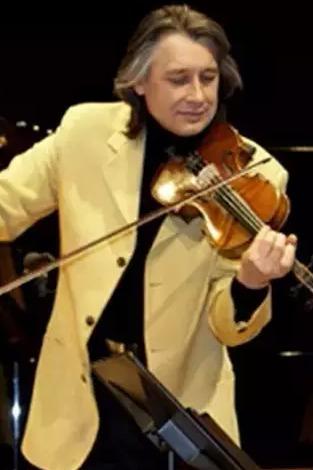 世界顶级小提琴家来南京啦!演奏会门票免费送!