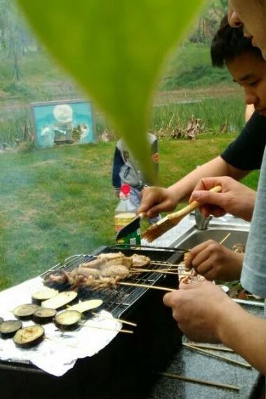 周末江汀绿洲野外露营烧烤骑行聚会[芜湖市]