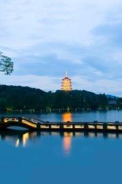 杭州西溪湿地西湖太子湾公园乌镇 二日游(每周六)