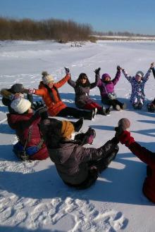 赏冰乐雪 冰雪之冬 徒步活动
