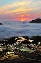 5月2日~5月3日;丽水(古堰水画+云和梯田+仙宫湖)二日游