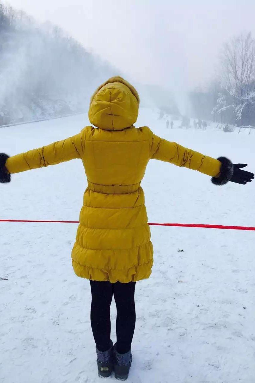 第6期[福尧乐]尧山大峡谷滑雪、福泉温泉二日游