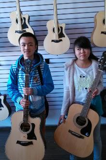 全民学吉他教学培训