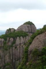 丛林先锋秋爬第八季:仙居白刀岩穿越