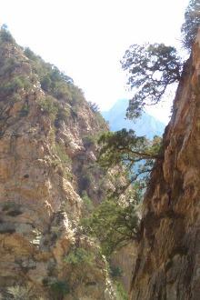 风行户外西沟穿景区一日登山活动