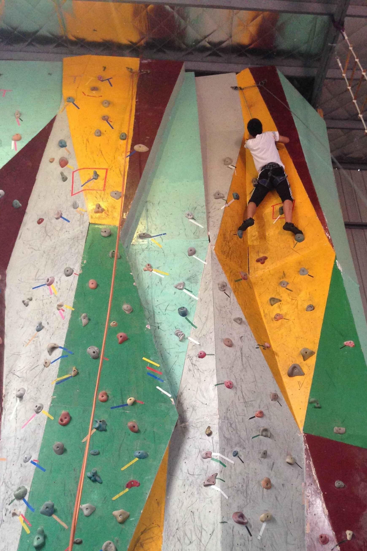 11.28号(周六)攀岩人会员动态攀岩馆体验活动