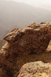 周六爬山—鹰嘴崖