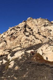 周六爬山—石门山