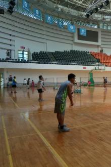 珠海同城羽毛球活动接受报名中