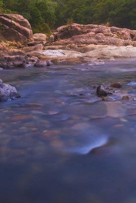 相约水底河泡潭,游泳,溯溪