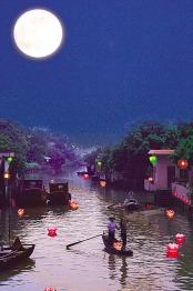 【西华】中秋节大型户外赏月活动