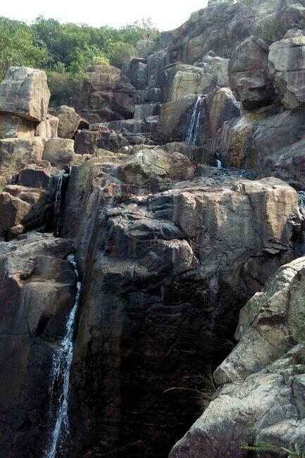 珠海三叠泉穿越