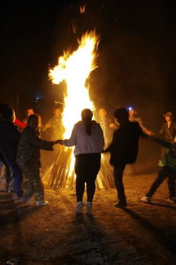 霍州七里峪户外极限挑战交友活动