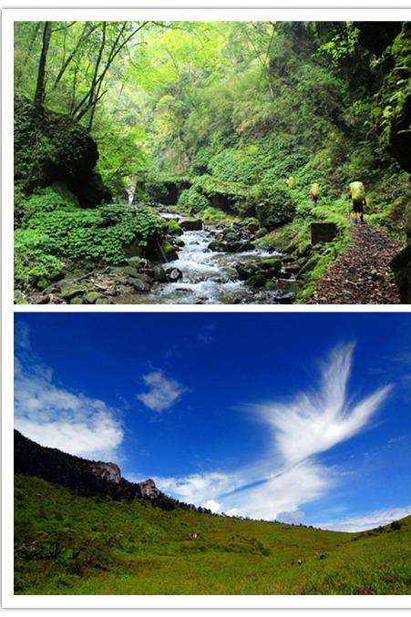 【鸡冠山一日游】5月8日 徒步穿越原始森林公园