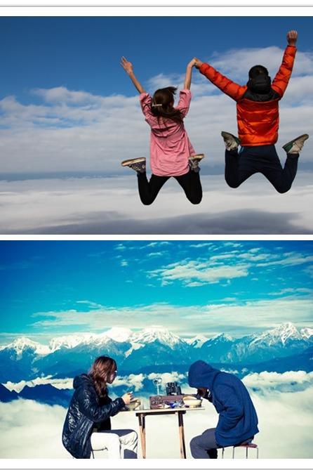 8月牛背山云端漫步,用脚步来丈量醉美云海天堂