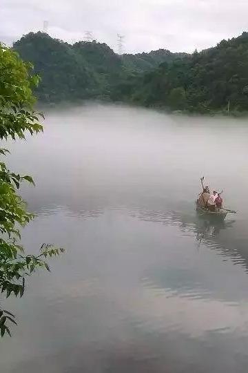 8月22-23湖南郴州小东江,高椅岭两天住店游