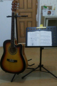 吉他交流活动