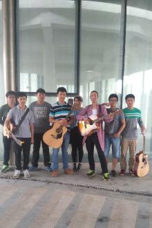 国庆吉他交流活动