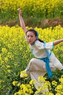 3月14日《阳朔遇龙河花季/太极人文旅游摄影》