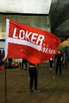 【9.17】人民公园夜跑,LOKER与您不见不散!