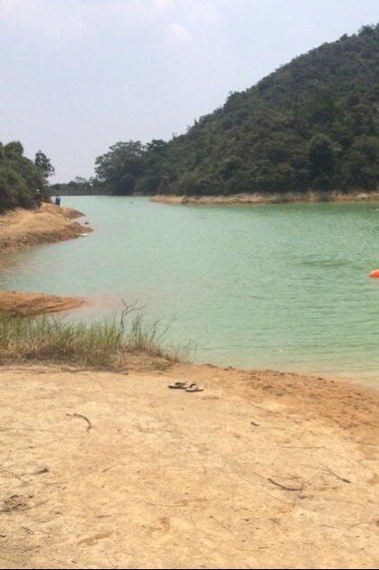 2015年8月2日星期日凤凰山登山-塘抱石泡水活动