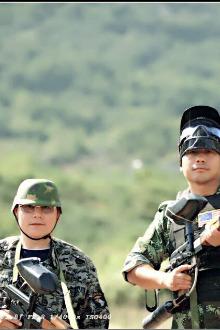 军事拓展训练召集