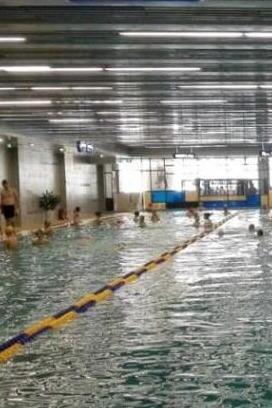 星期三洋河海派游泳派对,一起浪起来