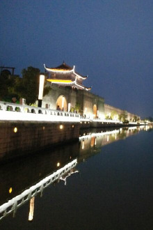 2016年6月29号《周三》环护城河徒步活动