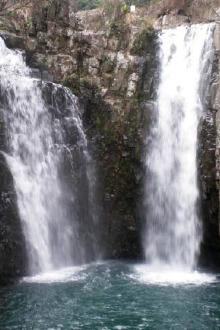 自由行26期,看溪口千丈涯瀑布,三隐潭水自由行