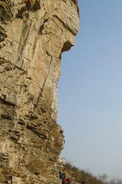 本周六 圣水峪-溶洞-棺材山-大断崖-涞沥水穿越