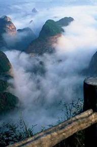 【户外】从桂林银杏林走到丹霞之魂