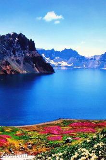 游览长白山,探秘鸭绿江源头