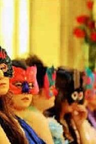 一年一次的大型面具舞会(单身男女进群报名会员即可)
