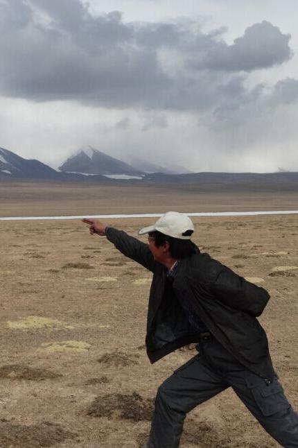 探索柴达木系列活动之圣湖神山探索之旅