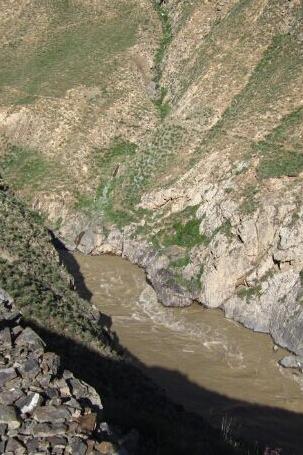 探索柴达木系列活动之峡谷穿越