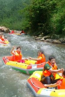 15年7月18日大丰河漂流活动公告