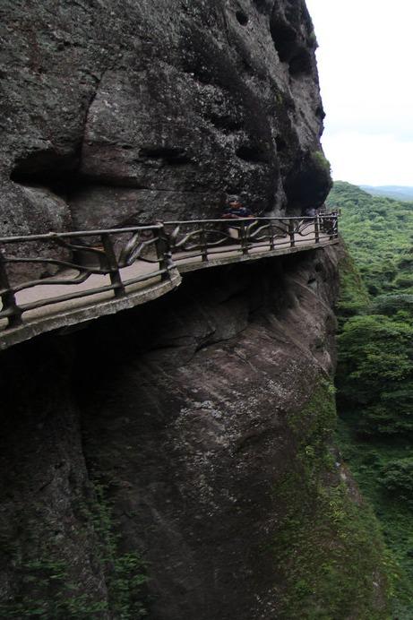 平远天道五指石观世界最大卧佛
