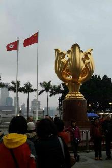 99元香港一天游